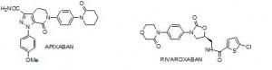 Factor Xa Inhibitors - Rivaroxaban and Apixaban